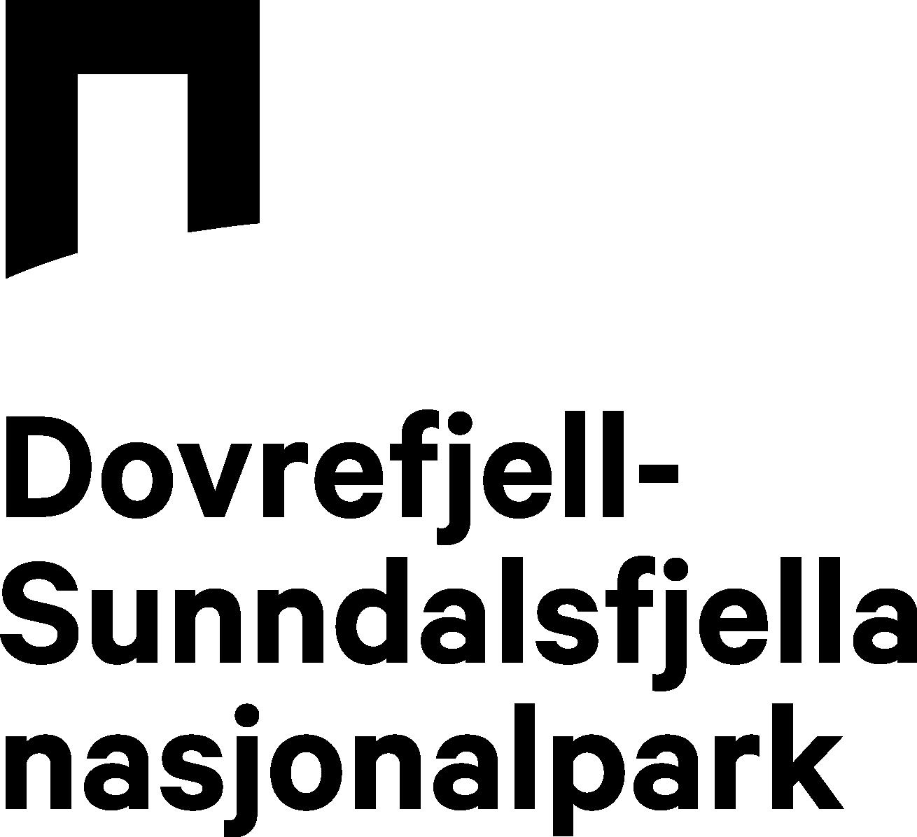 NN_logo_Dovrefjell_nasjonalparkstyre_svart