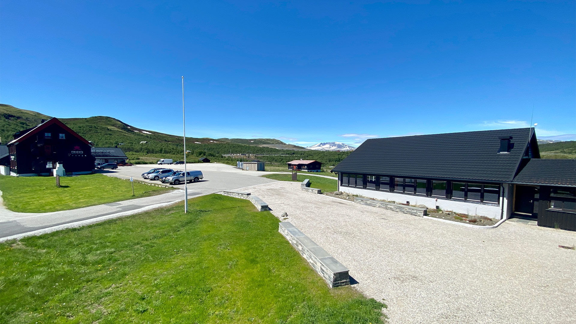 viewpoint SNØHETTA.